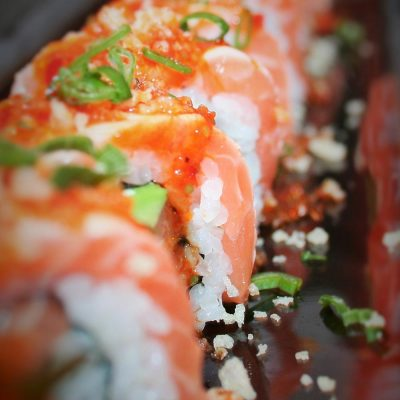 Pecial Salmon Roll
