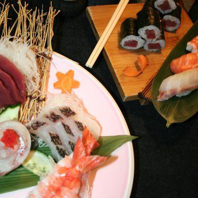 Sushi - Sashimi Combos