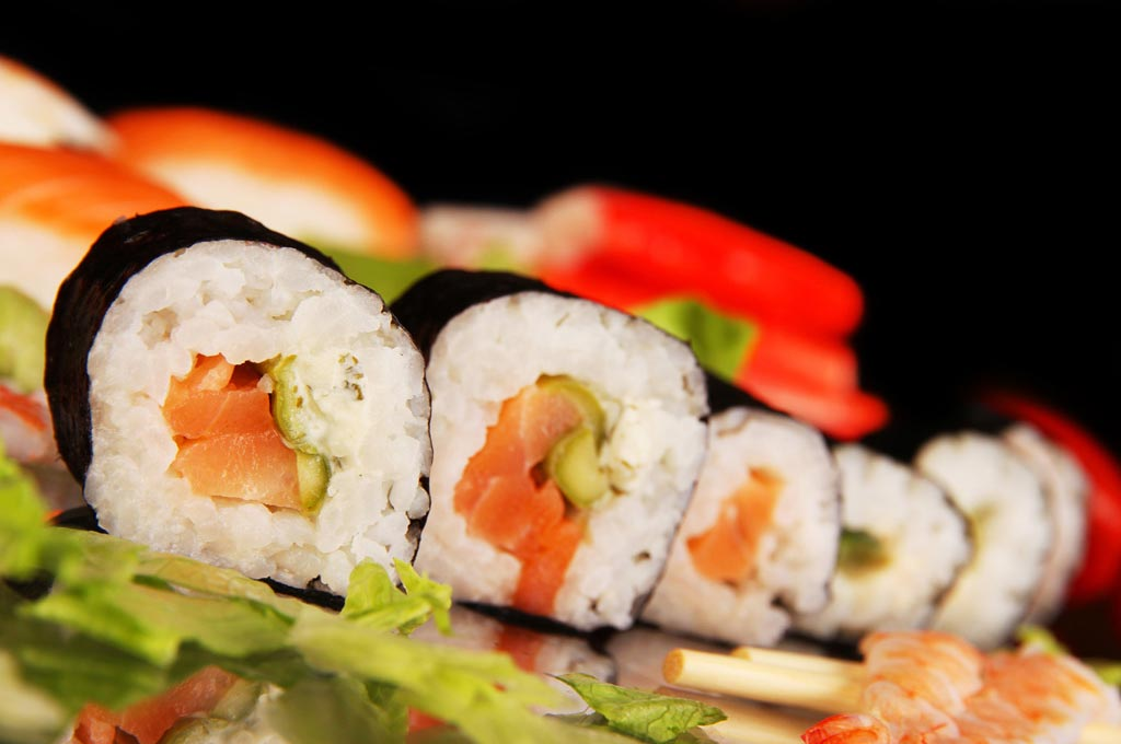 Welcome to Ginger Sushi Lounge Santorini!